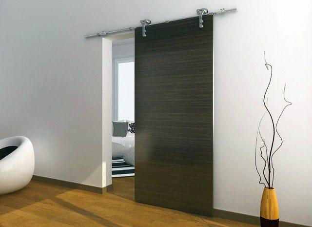 двери в стиле минимализм хай тек доску
