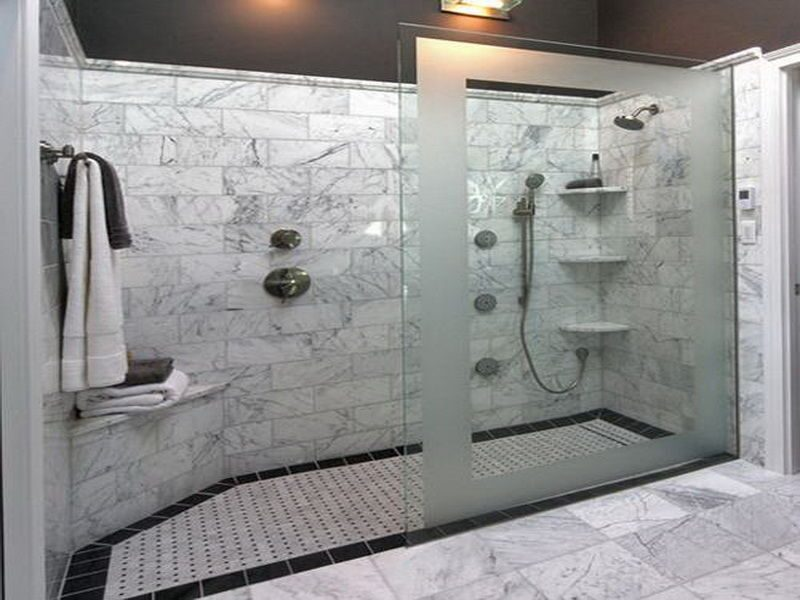 walk-in-shower