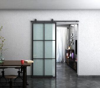 steel-sliding-loft-barn-door-with-hardware