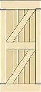 Рамочное обрамление двойной Z-стиль